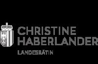 Logo Christine Haberlander